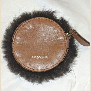 Coach Bags - COACH Bear Coin Purse